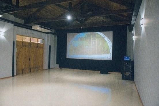 Αίθουσα 3D Προβολών