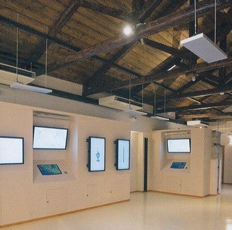 Αίθουσα Διαδραστικών Εφαρμογών