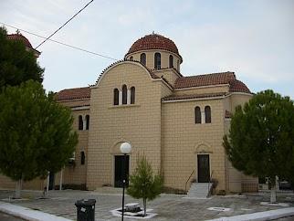 ιεροσ ναος αγίων κωνσταντίνου και ελένης καλοχωρίου παντειχίου