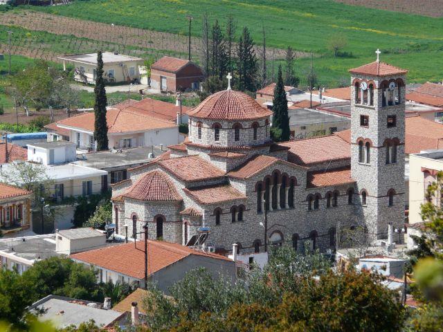 Πανήγυρις Ιερού Ναού Αγίου Δημητρίου Ασωπίας(Πρόγραμμα)